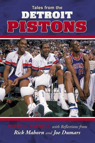 Tales from the Detroit Pistons