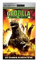 Godzilla: Final Wars [UMD for PSP]