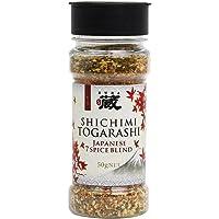 Kura Scichimi Togarashi Japanese 7 Spice Blend, 50 g