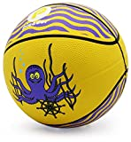 Picador Cartoon Design Basketball for Kids Size 3 (Octopus)