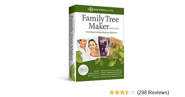 family tree maker 2020
