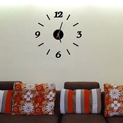 Outdoor Tile Clock - 6