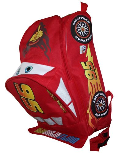 Disney Cars 12 Inch Toddler Backpack