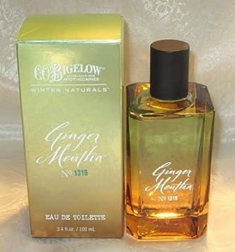 C.O. Bigelow Ginger Mentha EDT No. 1319