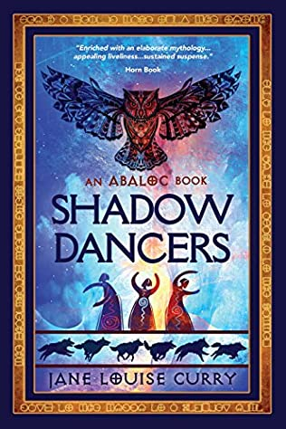 book cover of Shadow Dancers