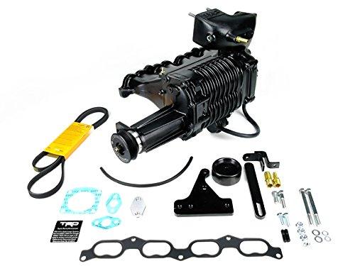 LC Engineering 7015210 Supercharger Kit 3RZ 2.7 Liter Supercharger Kit Smog Legal 2000-2001 4 Port Manifold