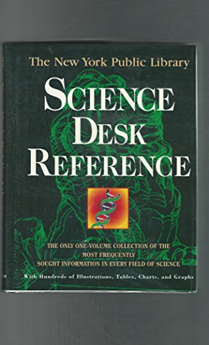 Nypl Science Desk Reference (The New York Public Library Series)
