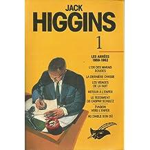 INTÉGRALE JACK HIGGINS TOME I