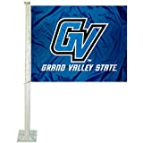 GVSU Lakers Car and NCAA Auto Flag