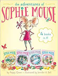 How many sophie mouse books are there