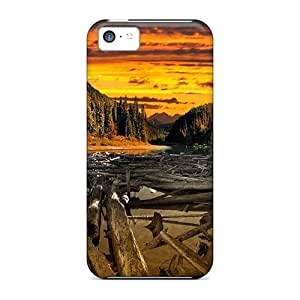 LJF phone case Excellent Design Happy New Year Gif Case Cover For iphone 4/4s