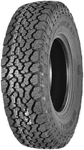 General Grabber A/TX All- Terrain Radial Tire-LT275/70R18 125R E-ply