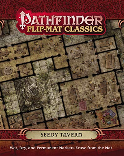 [Book] Pathfinder Flip-Mat Classics: Seedy Tavern<br />[P.D.F]