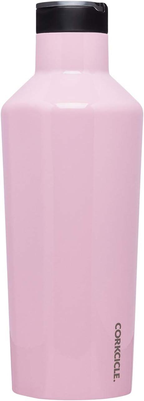 CORKCICLE Sport Canteen Rose Quartz 40oz Bottle