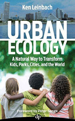 Urban Ecology Natural Transform Cities ebook product image