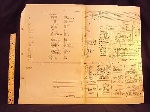1974 74 ford torino electrical wiring diagrams manual ~original 1971 Ford Mustang Wiring Diagram