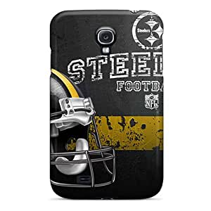 High Quality Bangongphone99 Pittsburgh Steelers Skin Cases Covers Specially Designed For Galaxy - S4