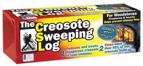 As Seen On Tv SL824-12 Creosote Sweeping Log 12 Count by Joseph Enterprises