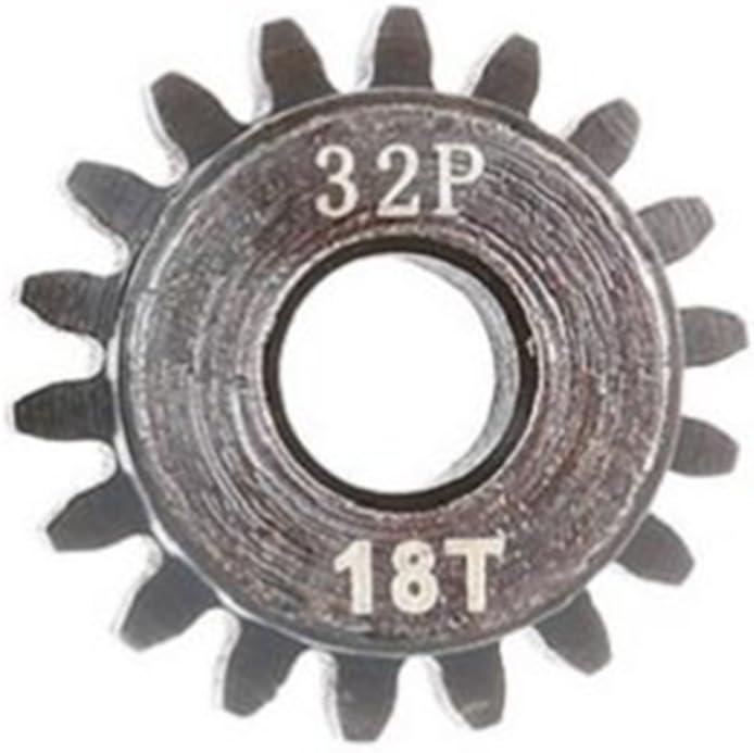 Vitesse de moteur de pignon de 32P 5mm 13T-18T réglée pour le moteur sans