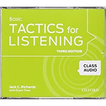 Tactics for Listening: Class Audio CDs 1 (4 Discs)