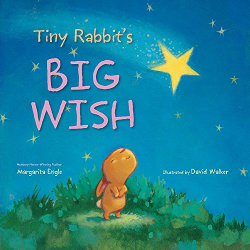 Tiny Rabbit's Big Wish: Engle, Margarita, Walker, David ...