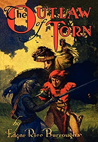 book cover of The Outlaw of Torn