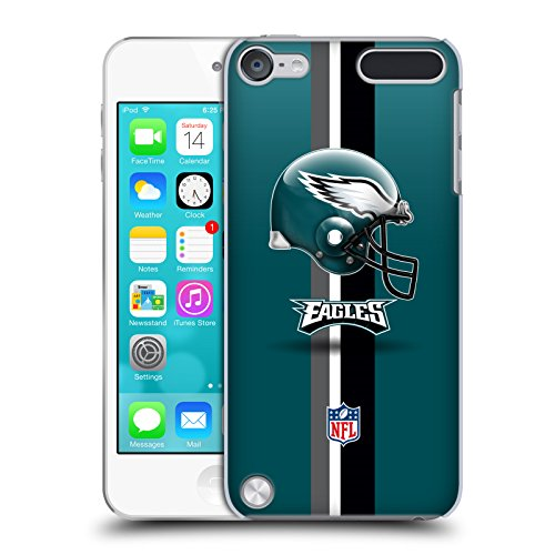 Official NFL Helmet Philadelphia Eagles Logo Hard Back Case for iPod Touch 5th Gen / 6th Gen