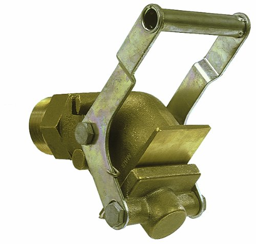 Wesco 272034 Heavy Duty Brass Gate Valve, 2