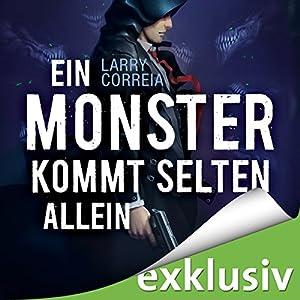 Ein Monster kommt selten allein (Monster Hunter 3) Hörbuch