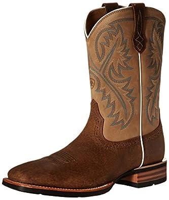 Amazon.com | Ariat Men's Quickdraw Western Cowboy Boot | Western