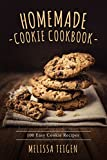 Homemade cookie cookbook: 100 Easy Cookie Recipes