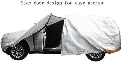 QiUzQIing cubre cubiertas de coche Citroen C5 Aircross especial del coche SUV gruesa tela Oxford Protecci/ón solar a prueba de lluvia Caliente tapas de cubierta del coche Accesorios de coche
