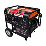 PowerLand PD10000E Gas Generator-16HP Electric &. Recoil/Pull Start-Ship to 48 lower states ONLY. No Puerto Rico shipping address.