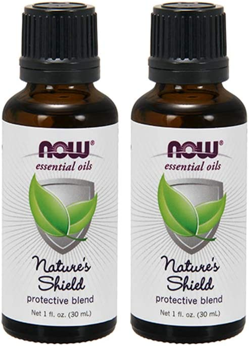 Nature's Shield Oil Blend - 1 oz (Pack of Two)