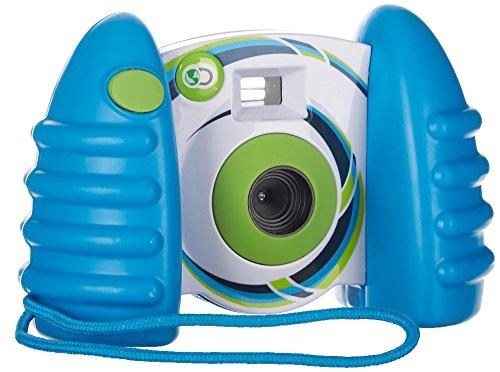 Discovery Kids USB Compatible Digital Camera BLUE - Kid Tough Blue Digital Camera