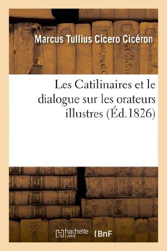 Catilinaires [Pdf/ePub] eBook