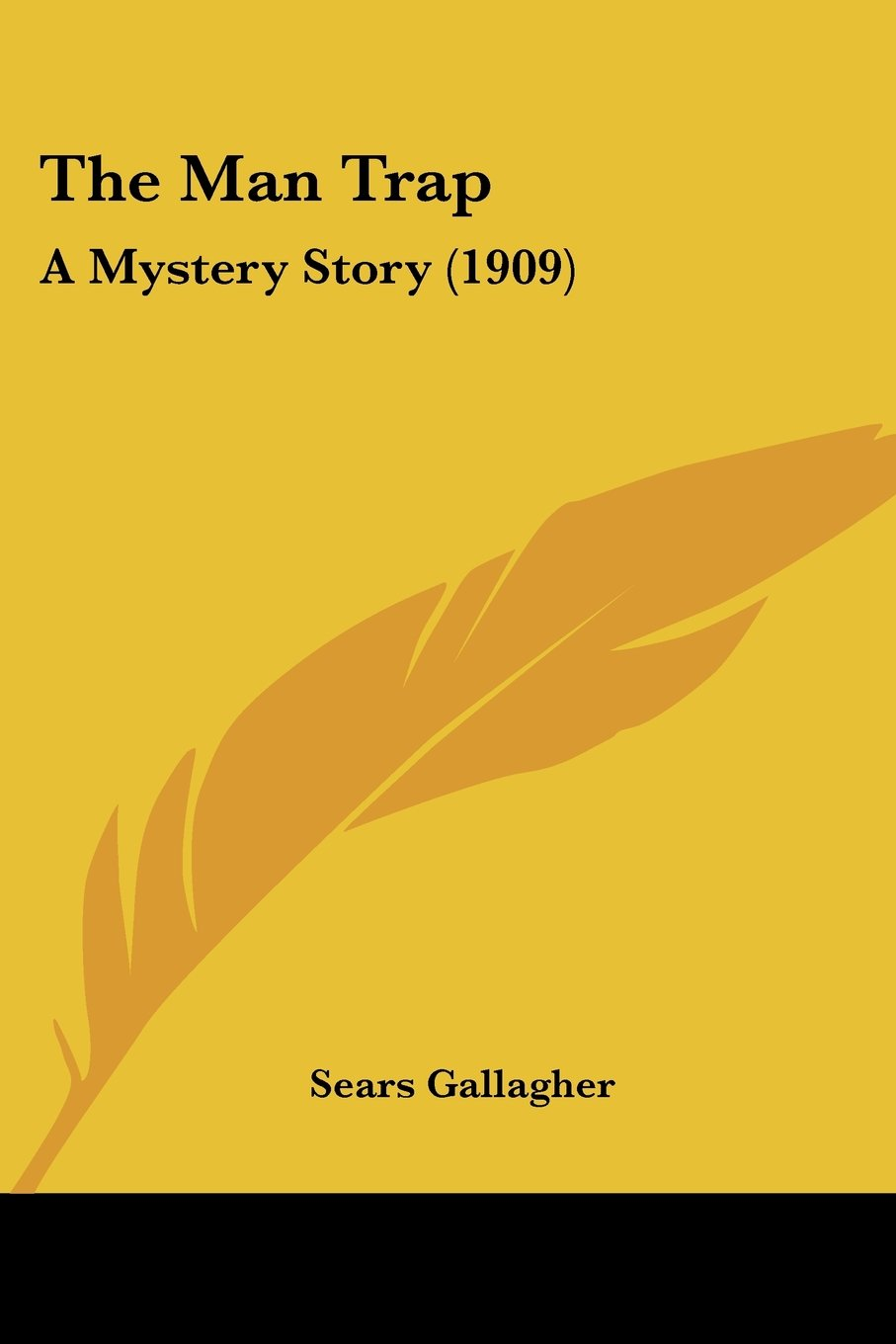 Download The Man Trap: A Mystery Story (1909) PDF
