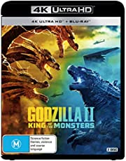Godzilla: King Of The Monster (4K Ultra HD)
