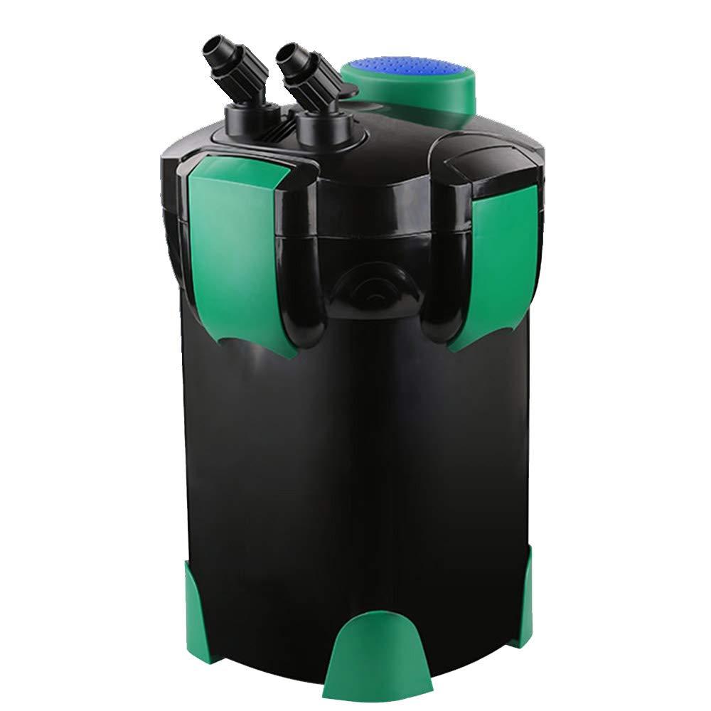 2000L H LIFUREN Filter bucket Fish tank filter Filtering equipment External Water purification pump Silent and efficient (Size   2000L H)