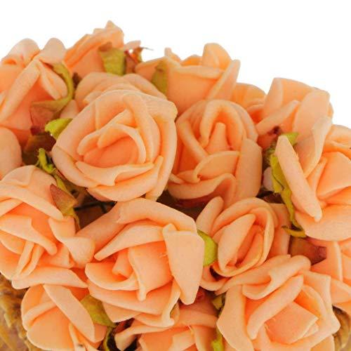 Wedding Bouquet Mint Tin - BROSCO 100 x Colourfast Foam