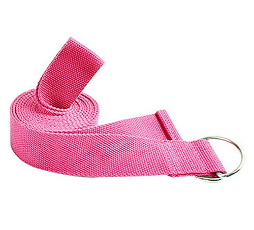 Durable Stretching Band Yoga Strap Exercise Band Fitness
