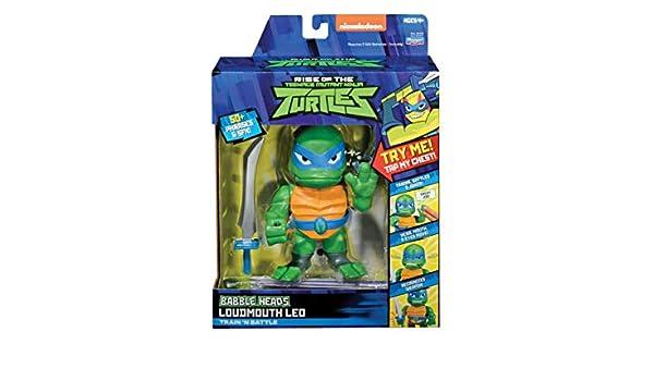 Amazon.com: Turtles TU211100 The Rise of The Teenage Mutant ...