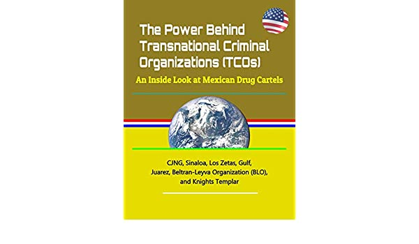 Amazon com: The Power Behind Transnational Criminal