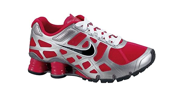 3ced502cea1 ... hot amazon nike shox turbo 12 gs kids shoes 7y running e72bb afc05
