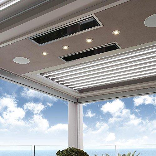 백금 2300w 전기 파티오 히터 용 Bromic Heating Ceiling Reces..