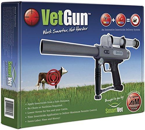 (VetGun Delivery System by SmartVet)