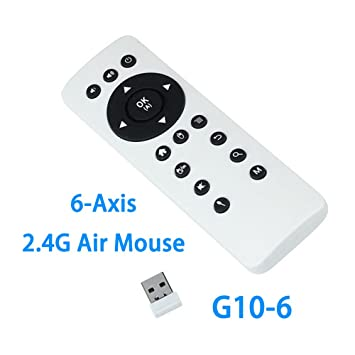 Controlador de juego MU sensor de movimiento de Android Aire Magic Mouse G10-6 RF