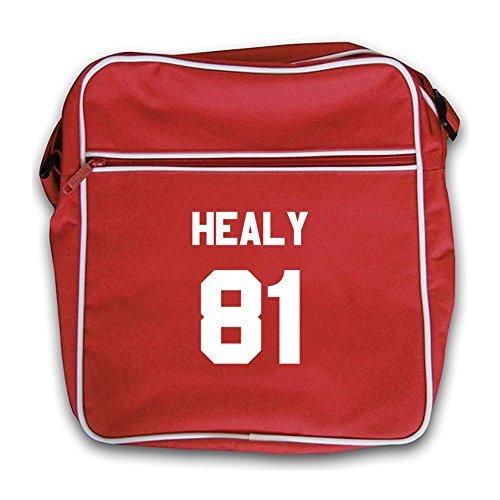 Red Dressdown Flight Healy Bag Retro 81 qFxgYwHX