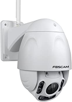 Foscam Outdoor 1080p WiFi IP Security Camera