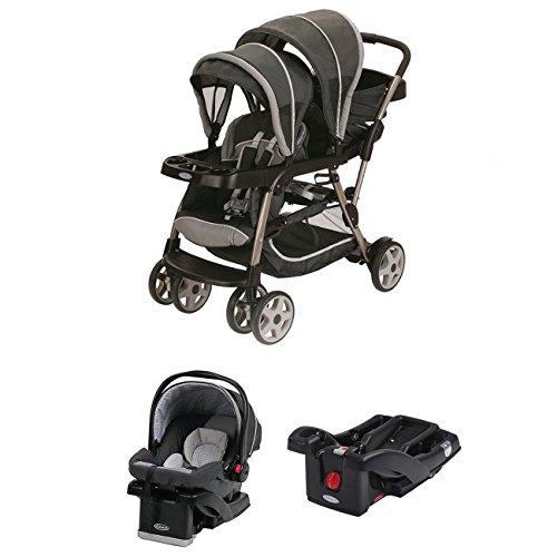 Graco Dual Baby Stroller - 6